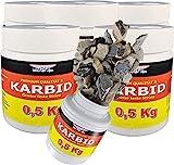 bri'X24T'you® KARBID**NEU** 3,00KG +Premium KARBID Firma...