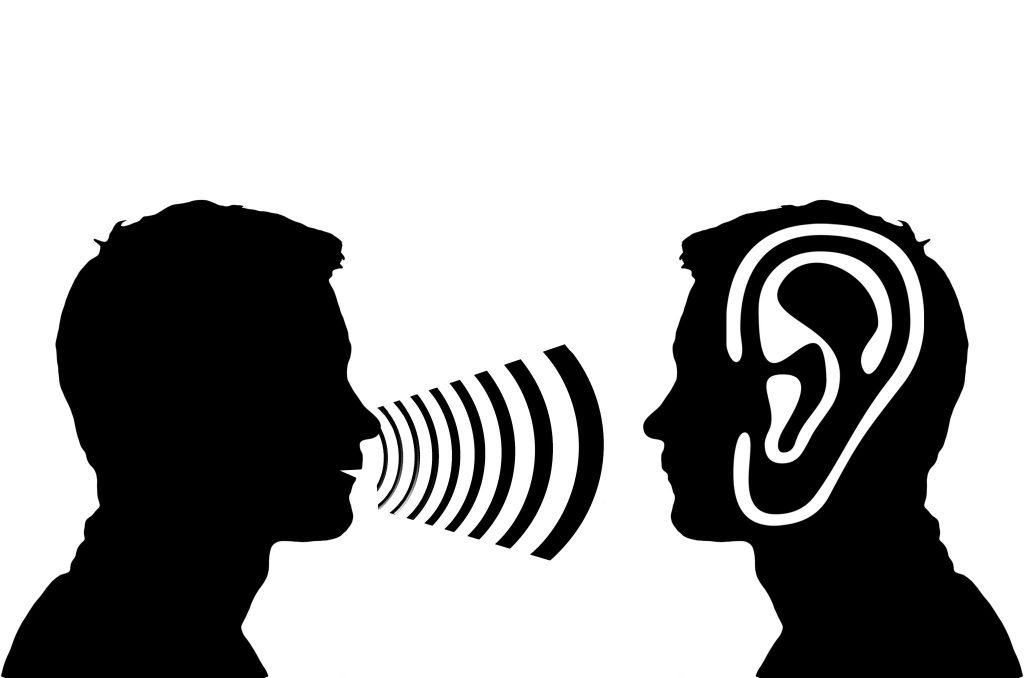 Menschliches Gehör Ultraschall
